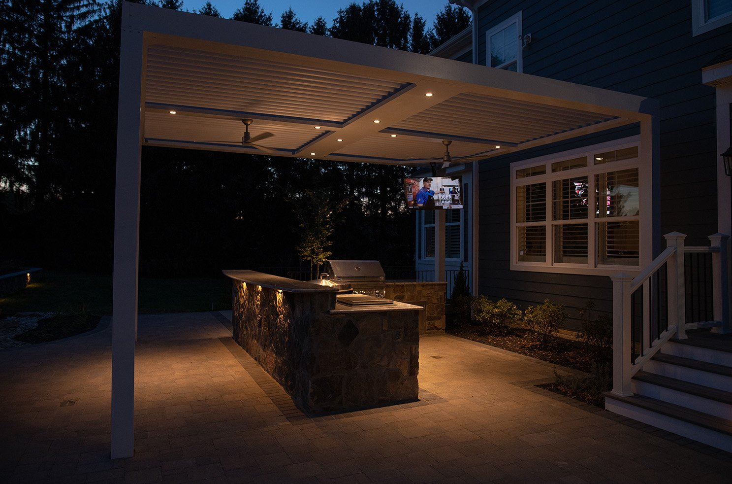 outdoor light systems