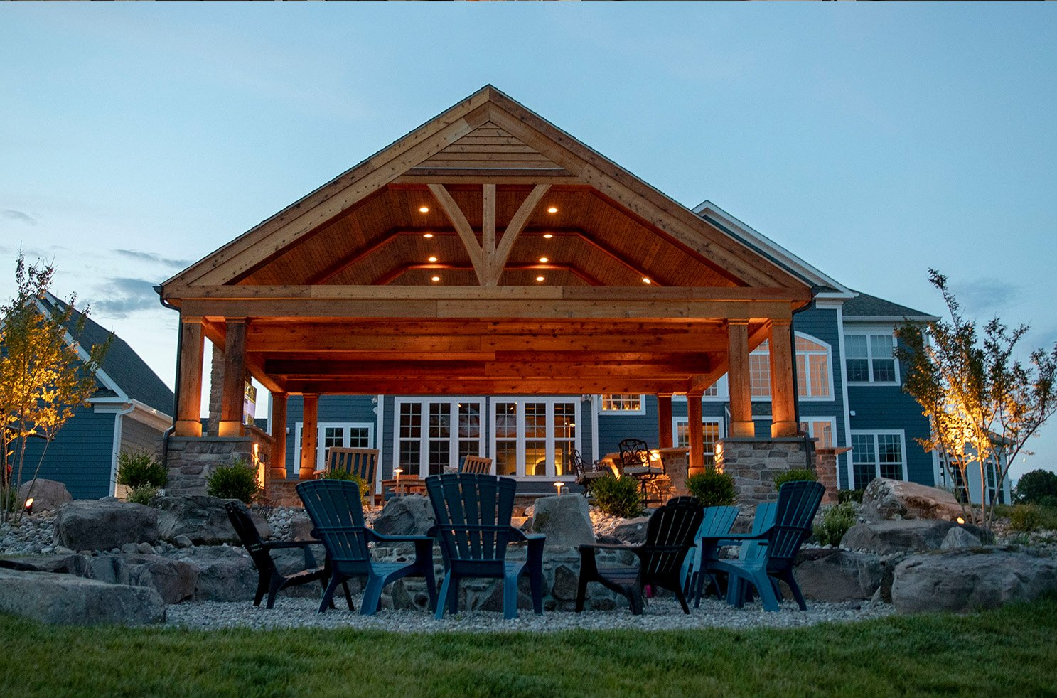 outdoor lighting for home