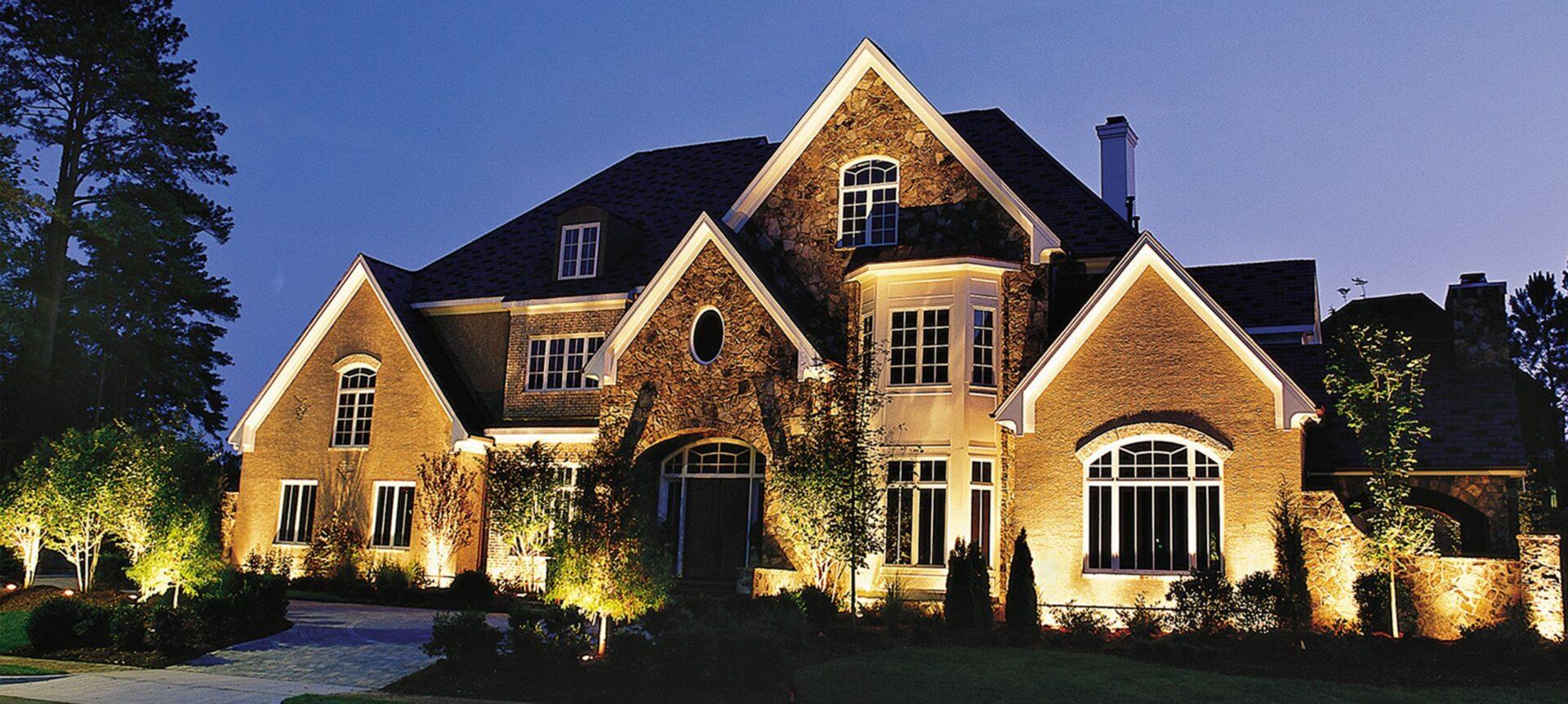 lighting system install services