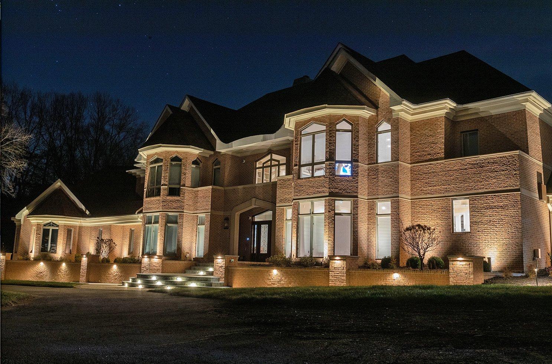 amazing landscaping lighting design