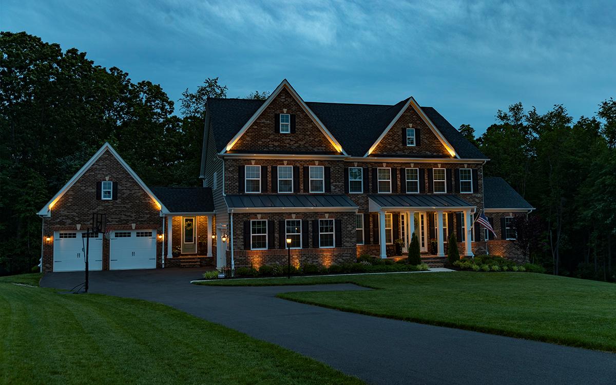 best lighting for landscaping
